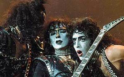 Kiss Live – Sioux City 821230