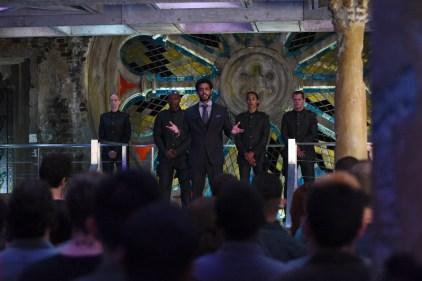 "SHADOWHUNTERS - ""The Guilty Blood"" - Freeform's hit original series ""Shadowhunters"" returns on Monday, January 2 at 8pm ET/PT. (Freeform/John Medland) NICK SAGAR"