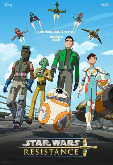 Watch Star Wars Resistance Season 1 All Episodes On KissCartoon