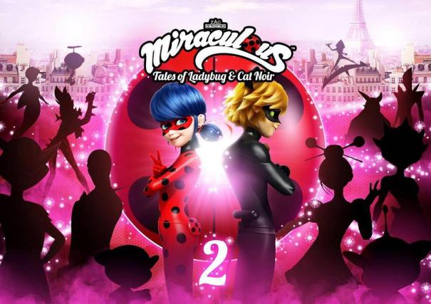 Watch Miraculous Ladybug Season 2 All Episodes - KissCartoon