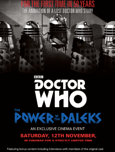 Watch Doctor Who The Power of the Daleks All Episodes - Kiss Cartoon