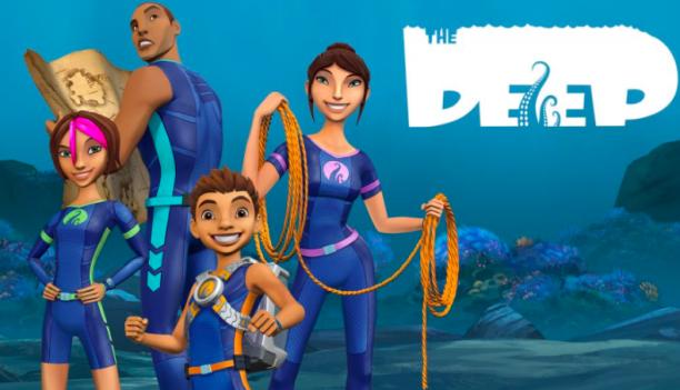 Watch The Deep Season 2 All Episodes - KissCartoon