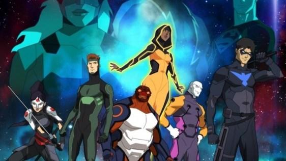 Watch Young Justice Season 03 All Episodes - KissCartoon