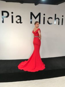 Pia Michi fashion show