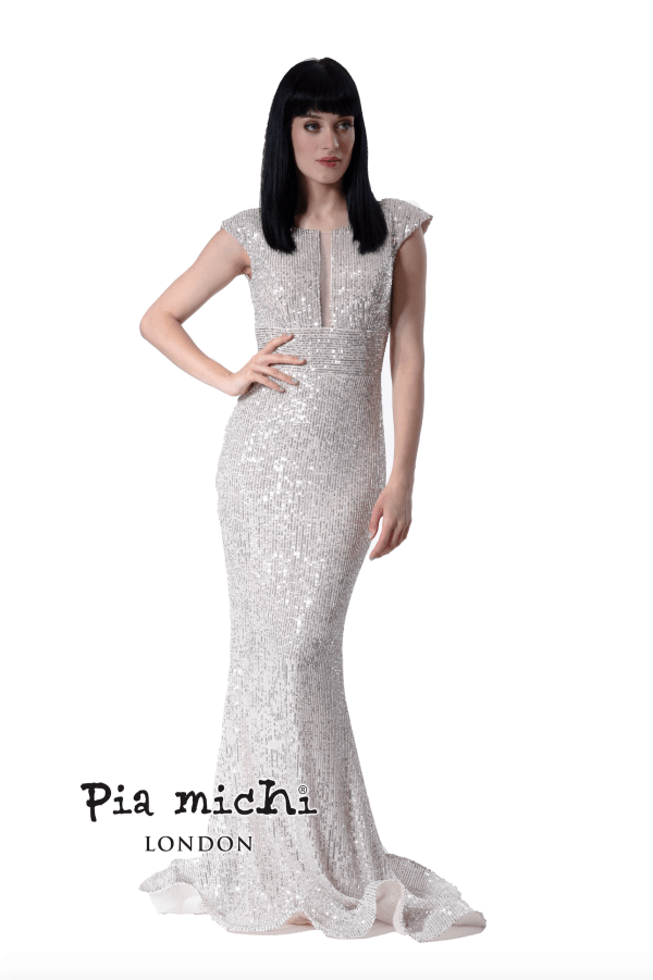Pia Michi prom dress style no. 11295