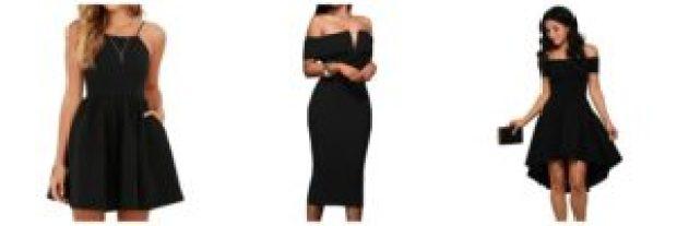 ultimate black dress