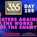 prayers against the works of the enemy