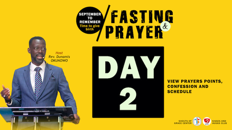 September To Remember Fasting  – Day 2
