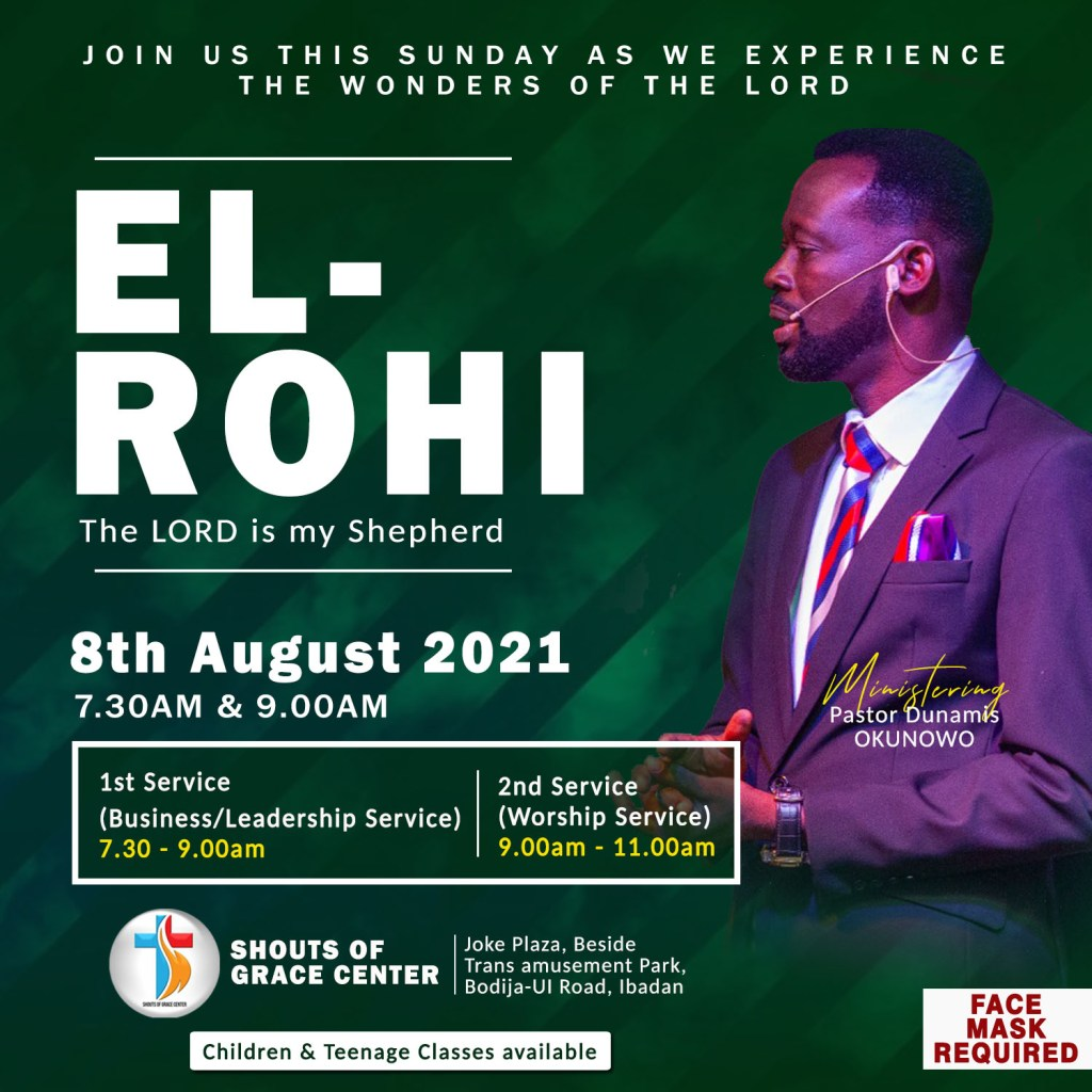 The Spirit of Wisdom and Revelation By Pastor Dunamis (8th August 2021)