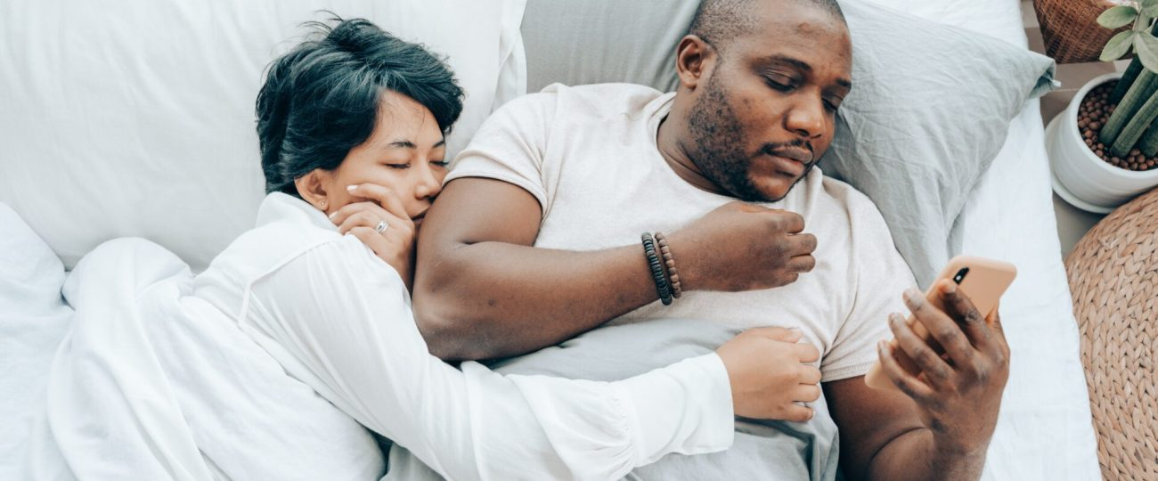 Abandoning Your Spouse In Bed Is A No No!