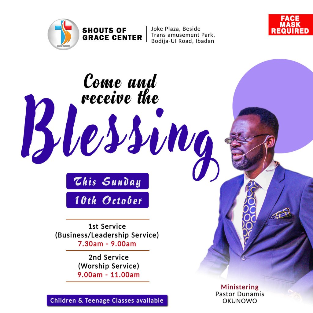 Get Restless By Pastor Dunamis (10th October 2021)