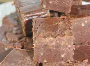 Melt in your mouth Chocolate Fudge is hard to resist! This easy to create chocolate treat is a morsel of deliciousness that makes it hard to eat just one!!