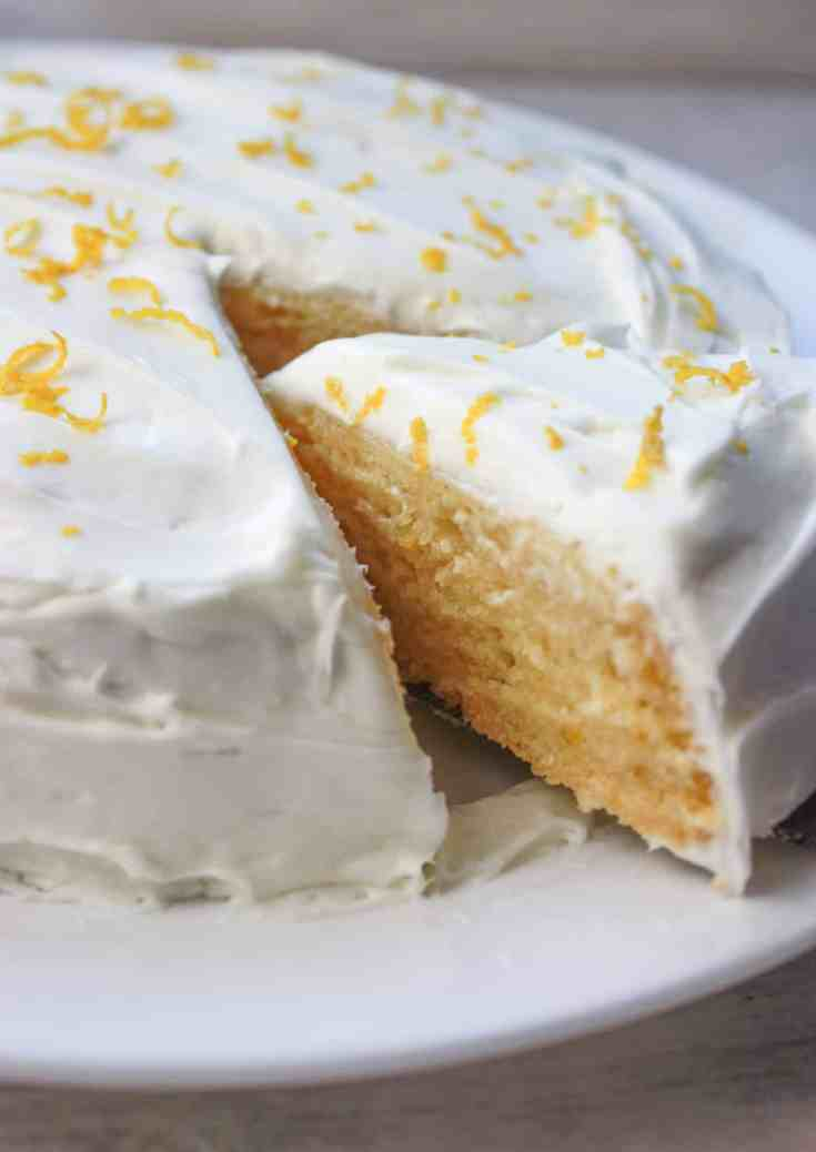 I am really enjoying the citrus flavours this spring.  Instant Pot Lemon Cake is another easy pressure cooker recipe that is loaded with citrus flavour.