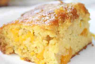 Gluten Free Mandarin Cake is a very quick and easy recipe to make. Loaded with mandarin oranges it is a nice burst of citrus any time of the year.