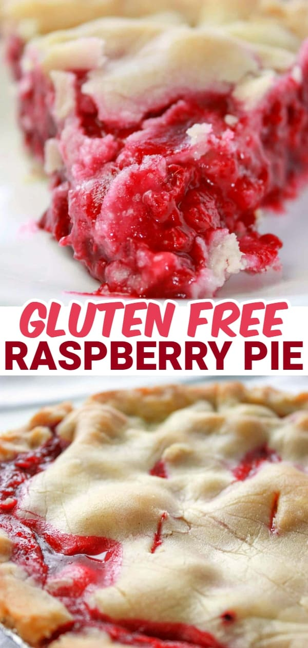 Raspberry Pie is a popular baking creation in our family. This easy, gluten free, fruit filled dessert can be a great finish to a family meal.