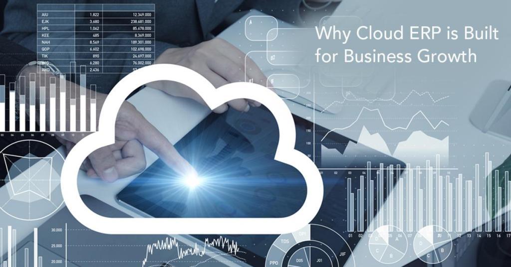 Cloud ERP Business Growth