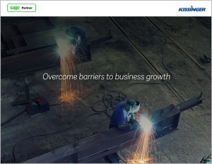 Sage Overcome Barriers to Business Growth
