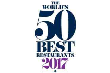 World's 50 Best Restaurants 2017