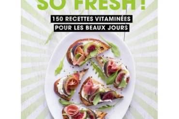 6 livres de cuisine pour les beaux jours