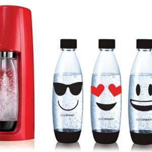 Les bouteilles Emoji de Sodastream