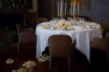 Les dîners d'exception Alain Ducasse