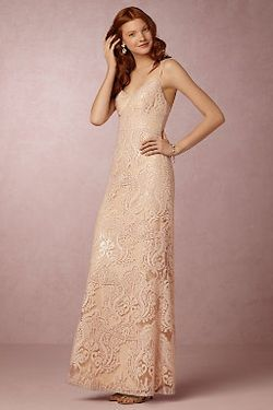 BHLDN Audra Maxi Dress