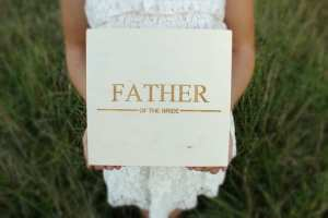 10 Great Ways the Bride Can Show the Father-of-the-Bride a Little Wedding Day Love