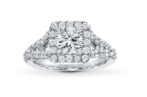 From Engagement Ring Shopping to Beyond Jared Has The Selection And Customer Service You Crave #engagement #BrideNBeyond #ad #wedding #jewelry #weddingband #engagementring