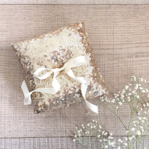 Pillow For Wedding Rings 57 Great Wedding Ring Pillow Options