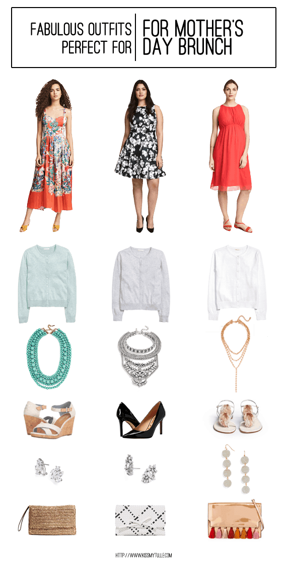 Fabulous Outfits Perfect for Mother's Day Brunch