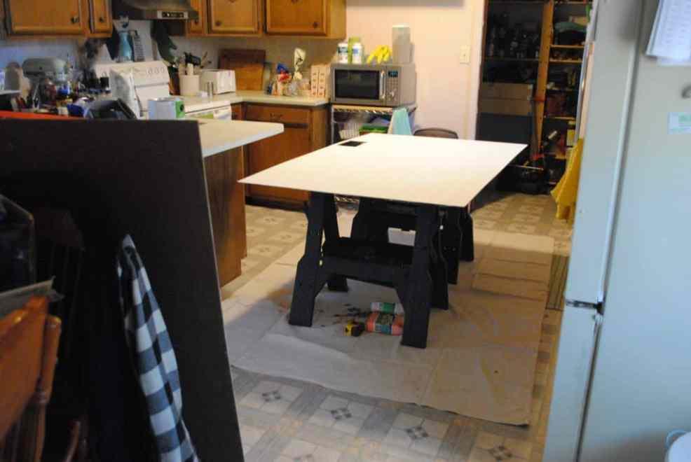 Master Bathroom: Floors Joists and SubFloor and Ceilings... Oh My!