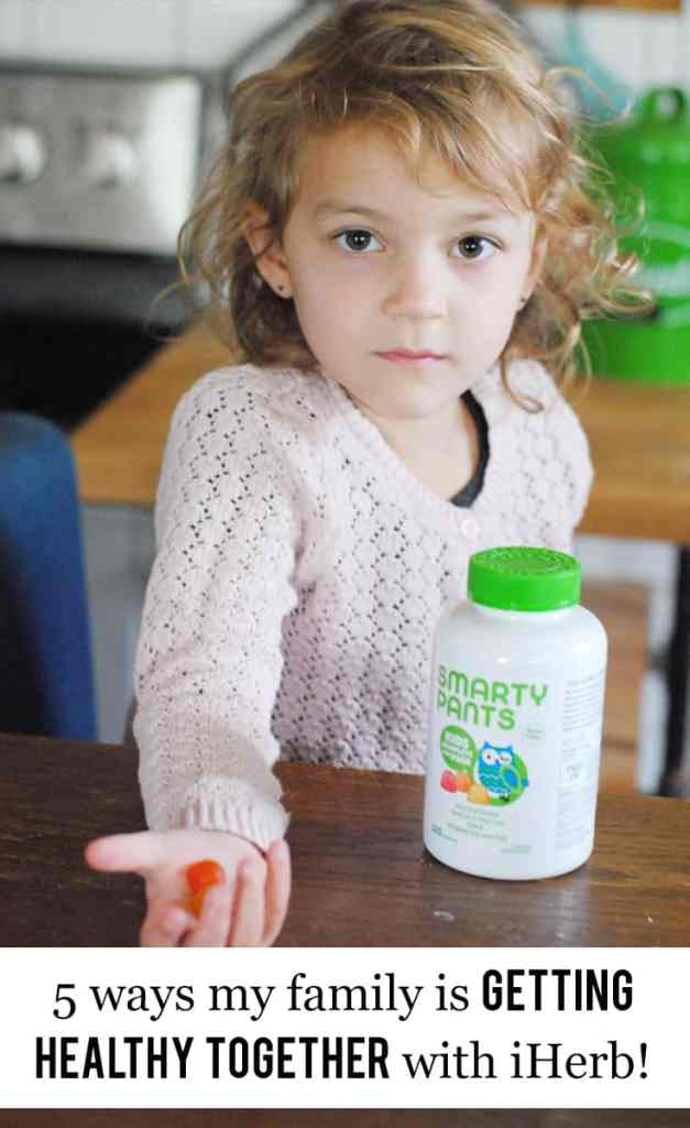 5 Ways my Family is Getting Healthy Together with iHerb #ad #iHerbFitForSummer