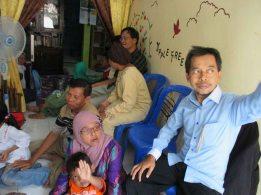 Silaturahmi Keluarga Sumber Lawang Sragen ke Semarang 2014-07-30 Dok5
