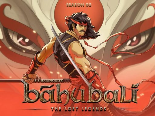 Baahubali The Lost Legends Season 5 Episodes in Tamil Hindi Telugu English Watch Online And Free Download