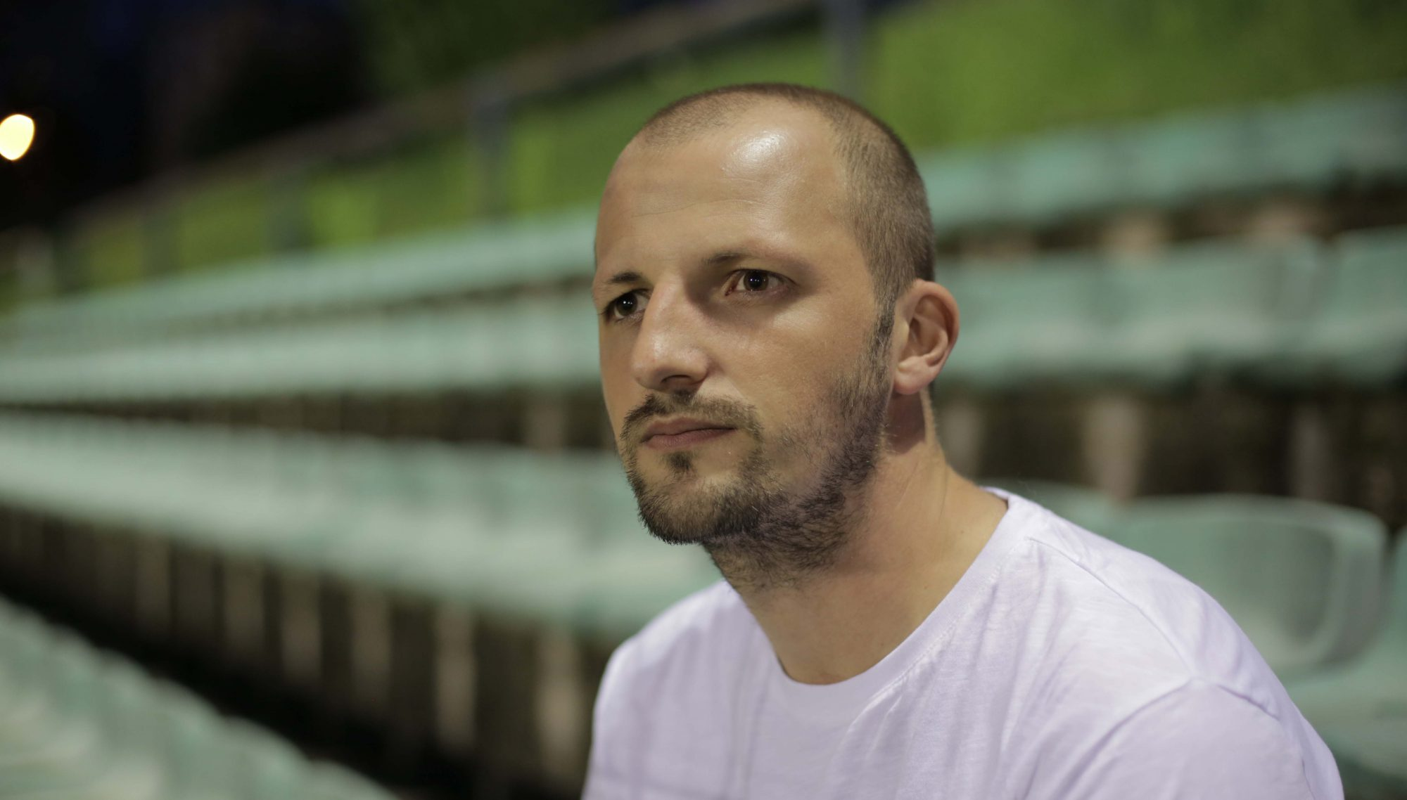 Semir Žilić about his love for FK Sarajevo, the Koševo neighborhood and the derby against FK Željezničar