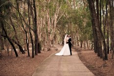 lakelands golf club wedding talia tim kiss the groom-46