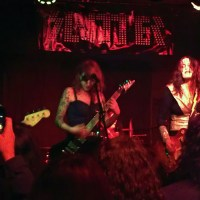 SLUTTER rocks Chicago @ LiveWire