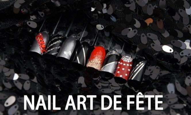 Tuto Nail Art Facile Pour Noel Ideas