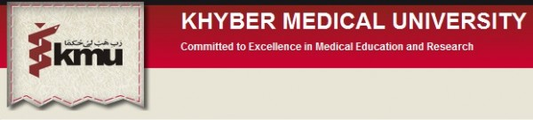 Khyber Medical College Peshawar Admission 2017 MBBS BDS Application Form Procedure to Apply