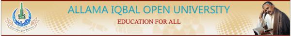 Allama Iqbal Open University Matric FA BA MA MS MPhil PhD Bed Med Result 2021 Semester Spring AIOU