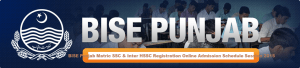 Bise Punjab Matric 9th Class Top Positions 2020 List bisePunjab Board 9th Toppers