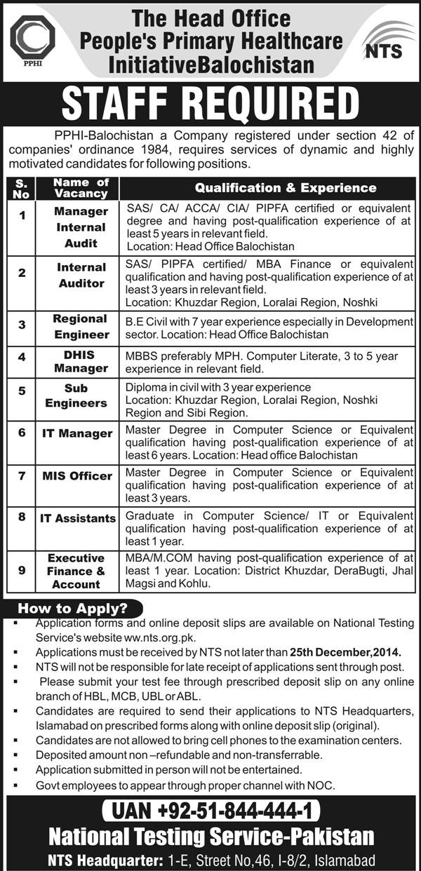 Nts test answer key result for jobs 2016 head office people 39 s primary healthcare initiative - National express head office number ...