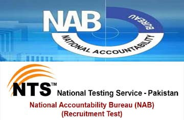 NAB NTS Test Answer Key Result 2015 Interview National Accountability Bureau Jobs