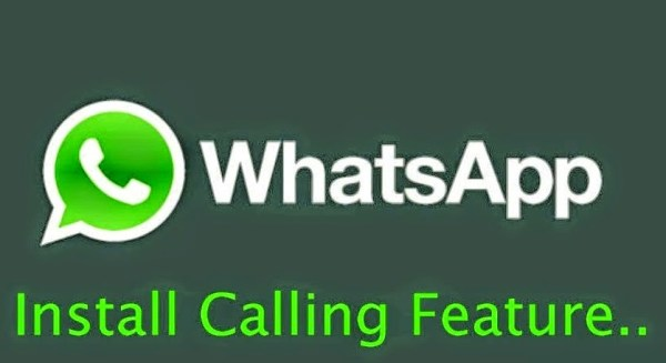 How to Get Whatsapp Voice Calling on Feature on Smartphones