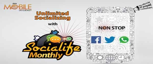 Ufone Free/Cheap Internet Package for Use Facebook and Whatsapp