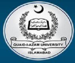 QAU Quaid i Azam University Islamabad Admission 2017 in MPhil Phd and master Programs Eligibility Criteria Application Form