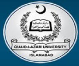 QAU-Quaid-i-Azam-University-Islamabad-Admission-2016 Qau Degree Application Form on dept chmistry, bba department, it department, university logo, islamabad logo, earth science, fee structure for bs, itt dr names, faculty male, dr amena zubari, closing merit, islamabad round area, faculty female,