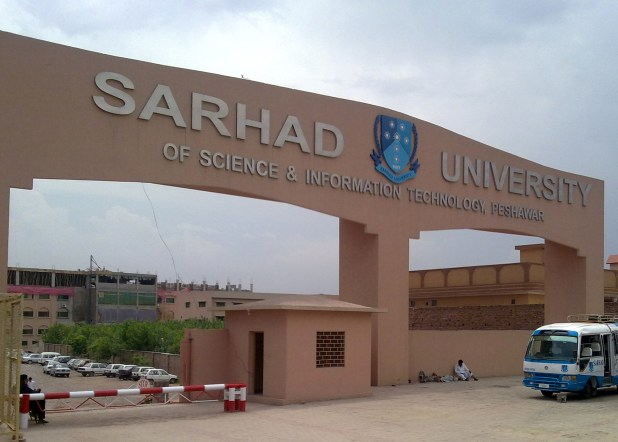 Sarhad University of Science and Technology Peshawar Admission 2015 in Engineering Eligibility Criteria Dates