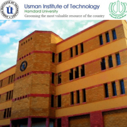 Usman Institute of Technology Karachi NED University Admission 2017 in Electrical Mechanical Civil Application Form Procedure to Apply Engineering College in Sindh