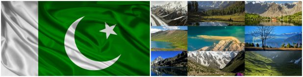 Facts About Pakistan Flag, Developments and Northern Areas
